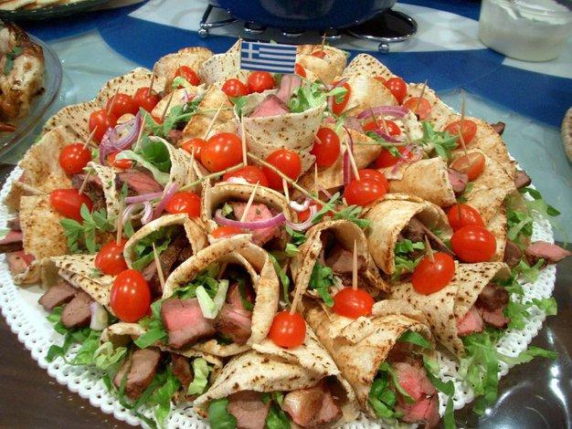Tradycyjne potrawy kuchni greckiej  JejŚwiat pl -> Kuchnia Hiszpanska Tradycyjne Potrawy